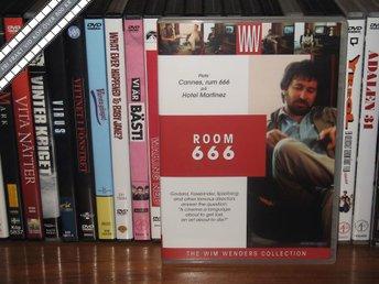 ROOM 666 - Wim Wenders - Dokumentär - Godard, Spielberg *UTGÅTT* - Svensk text - åmål - ROOM 666 - Wim Wenders - Dokumentär - Godard, Spielberg *UTGÅTT* - Svensk text - åmål