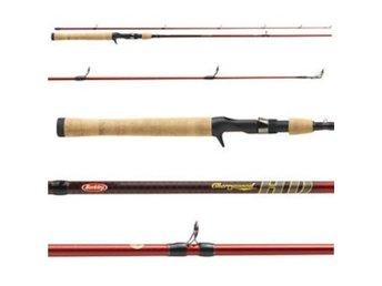 Berkley Cherrywood HD Fishing Rod 7ft 10-35g - Stockholm - Berkley Cherrywood HD Fishing Rod 7ft 10-35g - Stockholm