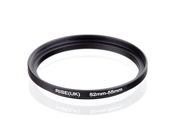Step Up Ring 52-55 mm