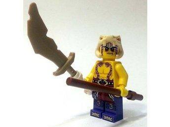 Lego - Figurer - Ninjago - Ninja KRAIT 2015 Dubbla vapen FP - Uddevalla - Lego - Figurer - Ninjago - Ninja KRAIT 2015 Dubbla vapen FP - Uddevalla