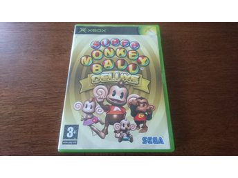 Super monkey ball delux - xbox