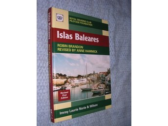 Islas Baleares - Royal Cruising Club Pilotage Foundation