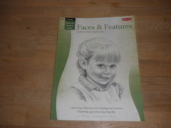 Walter Foster - Faces & Features  Learn to draw step by step