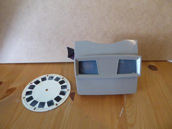 View-master, made in USA,