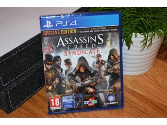 Assassin's Creed Syndicate PS4 Playstation 4 Assassins Ny