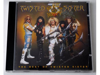 Twisted Sister / The Best of CD