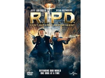 DVD - R.I.P.D / Rest in peace department