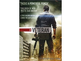The Veteran 2011 DVD Brian Cox Toby Kebbell