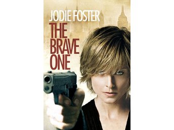 The Brave One (Stranger Inside) 2007 DVD Jodie Foster