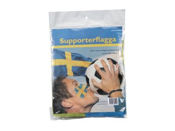 SUPPORTERFLAGGA 5-PACK!