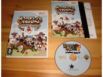 Wii: Harvest Moon Magical Melody