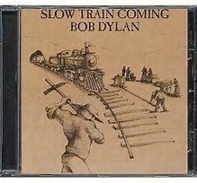 CD BOB DYLAN - SLOW TRAIN COMING - NY INPLASTAD