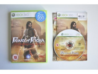 Prince of Persia The Forgotten Sands (komplett) till Xbox 360