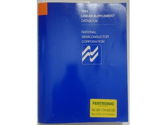 National Semiconductor Linear Supplement Databook