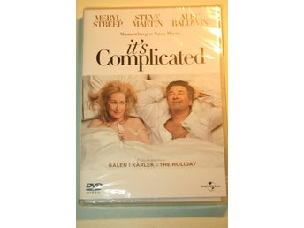 It's Complicated (DVD) NY & Inplastad!
