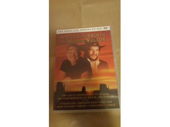 Waylon Jennings and Willie Nelson - Two Great Life Stories (DVD)