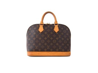 Louis Vuitton monogram canvas Alma PM i absolut bästa skick!