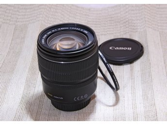 Canon EF-S 15-85 mm / 3,5-5,6 IS USM