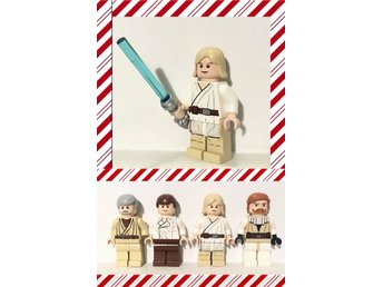 STAR WARS LEGO - SOLO / KENOBI / SKYWALKER