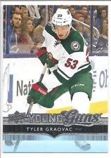 Upper Deck- Young Guns- Tyler Graovac