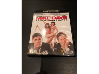 Mike and Dave need wedding dates - 4K UHD