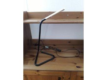 Lampa arbetslampa Hårte Ikea svart