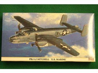 Hasegawa 1/72 PBJ-1J Mitchell U.S. Marine - Lund - Hasegawa 1/72 PBJ-1J Mitchell U.S. Marine - Lund