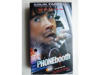 VHS film - Phonebooth - Colin Farrell