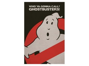 Ghostbusters Affisch Logo A271