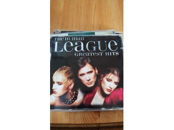 The Human League - Greatest hits  -   CD
