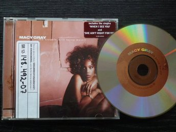 MACY GRAY - The troule with being myself  Epic -2003