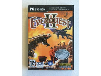 Everquest 2 + Kingdom of Sky Expansion