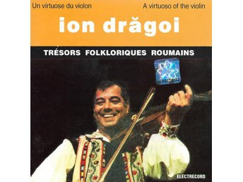 Ion Dragoi - A Virtuoso Of The Violin - 2001 - CD - Bålsta - Ion Dragoi - A Virtuoso Of The Violin - 2001 - CD - Bålsta