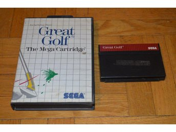 Great Golf - Sega Master System