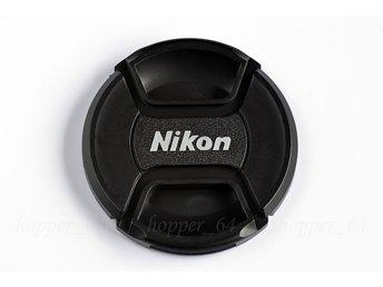 Objektivlock 67mm till Nikon (nytt) - Huddungeby - Objektivlock 67mm till Nikon (nytt) - Huddungeby