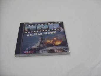 U.S Naval Weapons American MPC Research Vintage CD ROM PC