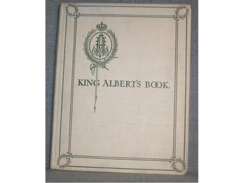 King Albert´s book. Illustrerad
