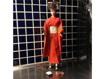 Barbie, Fashion Queen iklädd Barbie in Japan, vintage. - Spånga - Barbie, Fashion Queen iklädd Barbie in Japan, vintage. - Spånga