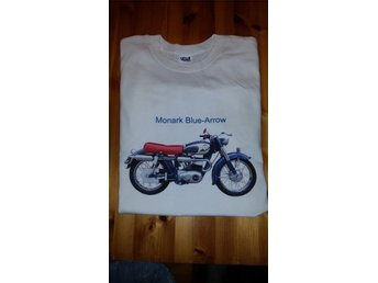 T shirt  Blue-Arrow