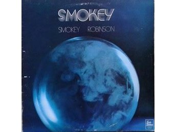 Smokey Robinson title*  Smokey* Soul UK LP