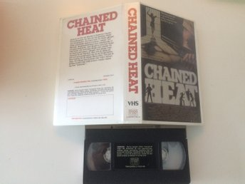 Chained Heat W.I.P. (1983) - Transworld - Linda Blair