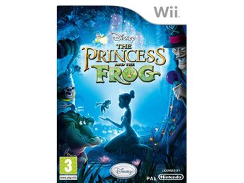The Princess & the Frog - Nintendo Wii