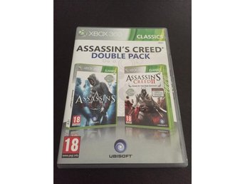 Assassins Creed double pack  Xbox 360