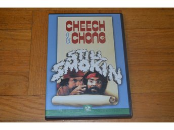 Cheech & Chong - Still Smokin - 1983 - DVD