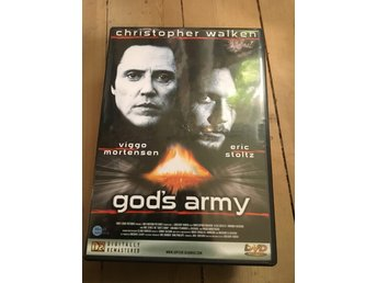 God's Army - The Prophecy (European version) - Borås - God's Army - The Prophecy (European version) - Borås