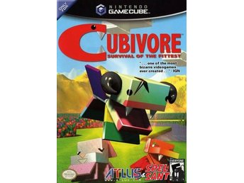Cubivore Survival of The Fittest (Amerikansk Version)