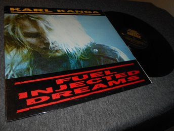 Karl Kanga - Fuel Injected Dreams (LP) VG+/VG+