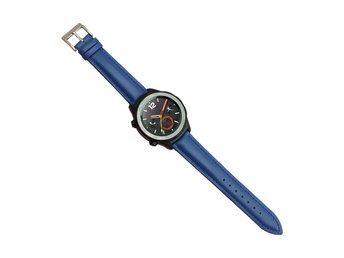 Huawei Watch 2 genuine leather watchband- Blue