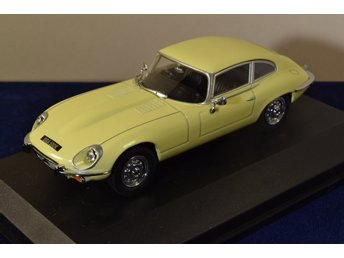 Jaguar E-Type Coupé - 1:43 - Oxford
