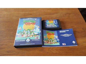 LEMMINGS 2 TRIBES KOMPLETT MEGA DRIVE
